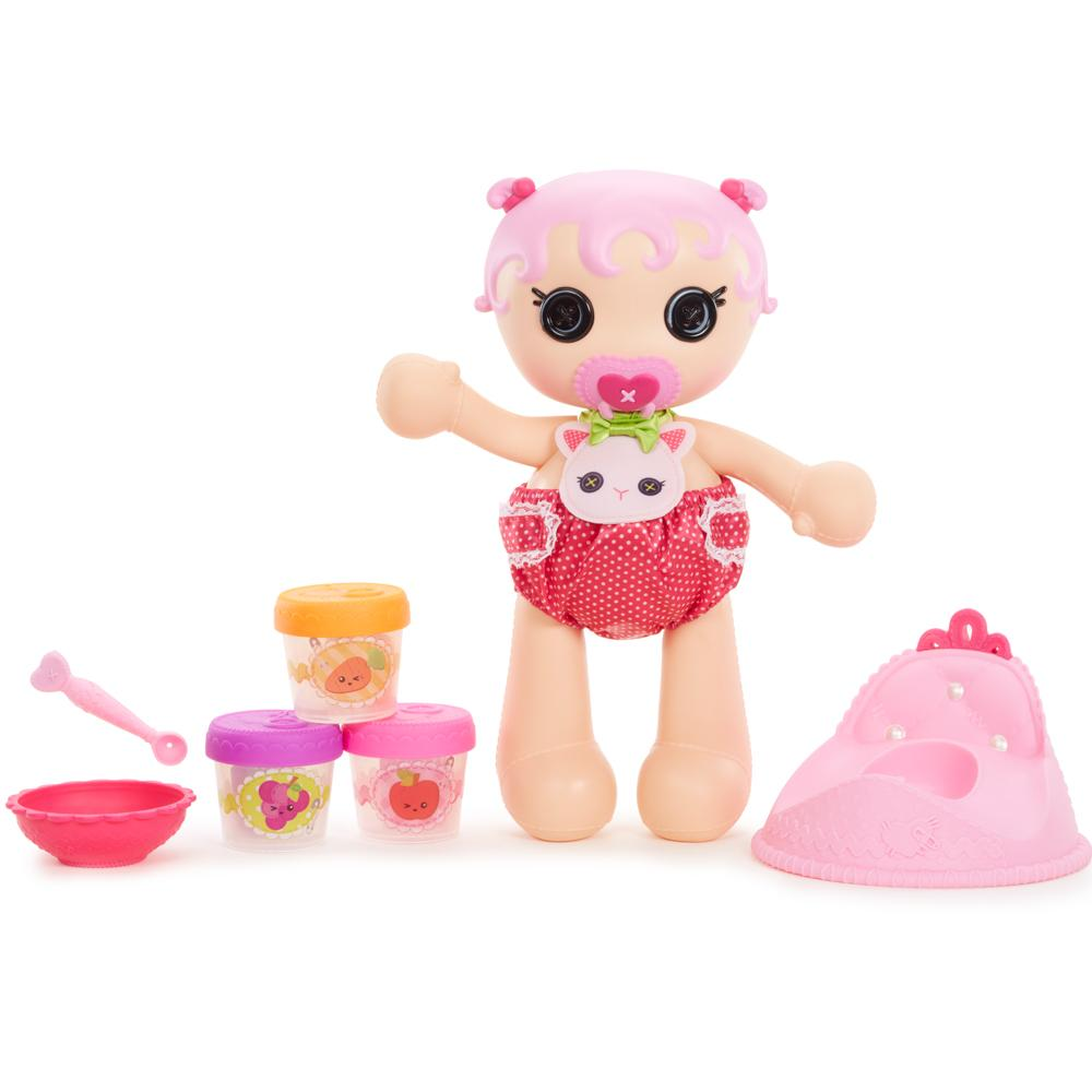 Lalaloopsy Toy Food : Amazon lalaloopsy babies surprise potty toys games