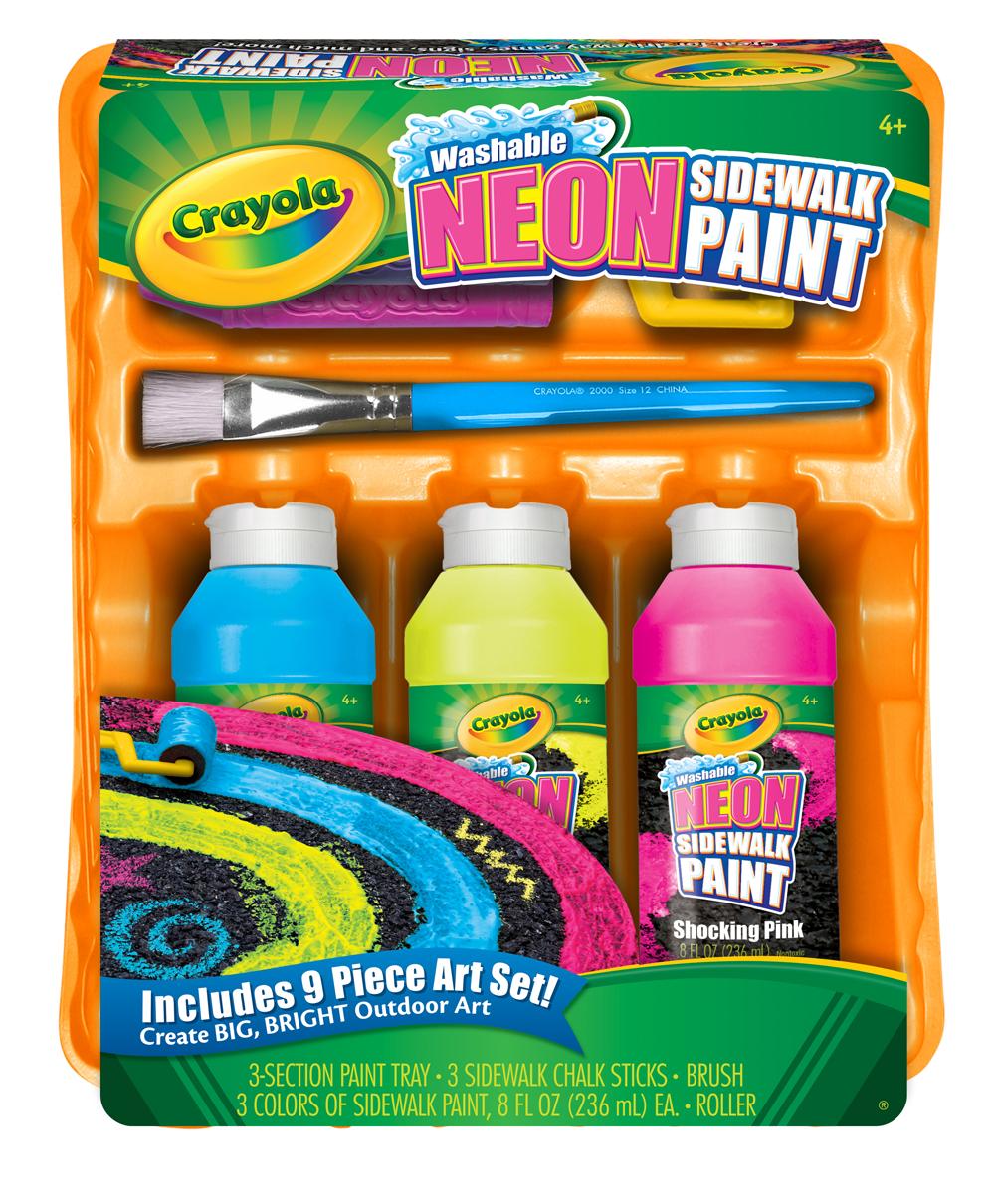 Spray Paint Kit For Kids