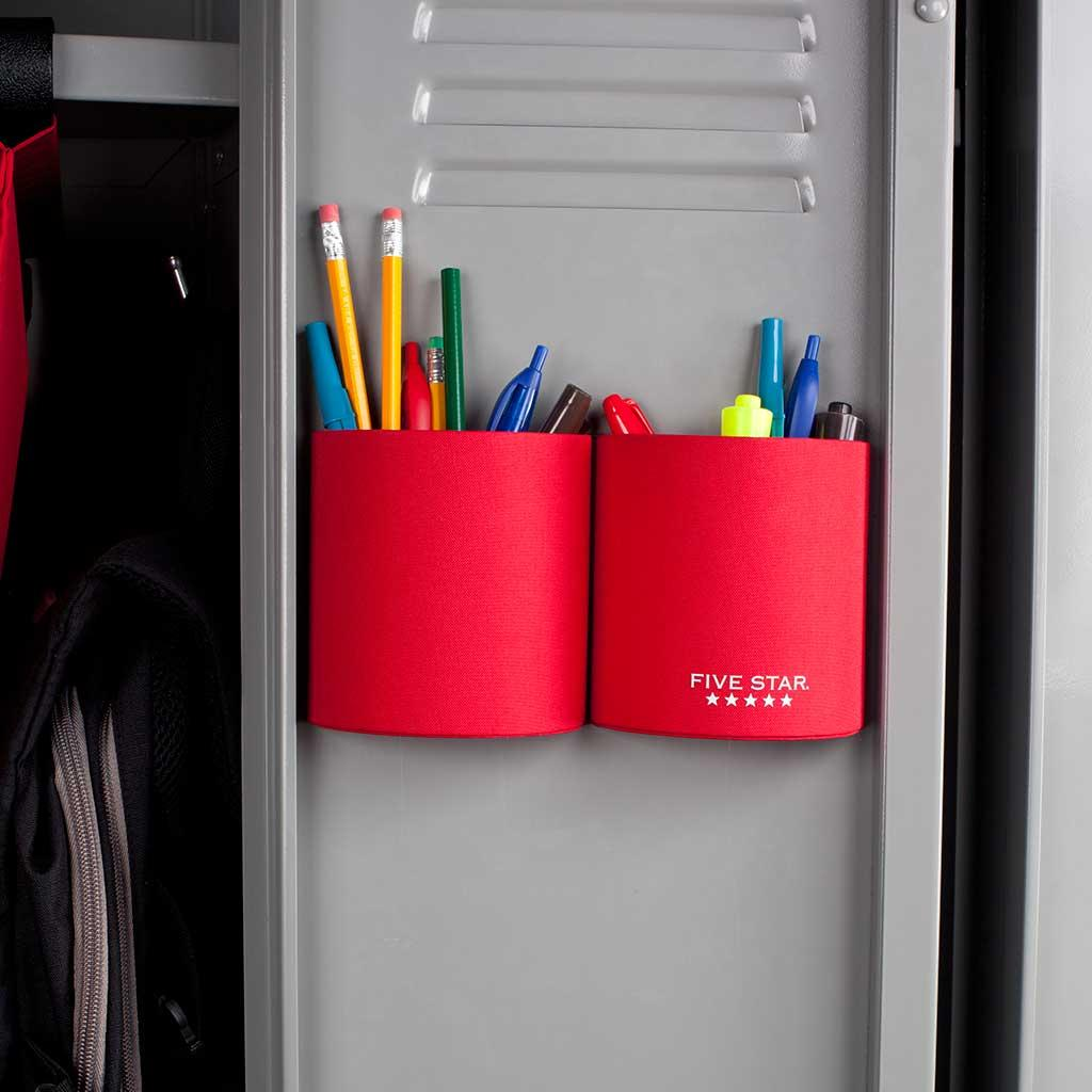 Pencil Cup Magnetic Locker Five Star