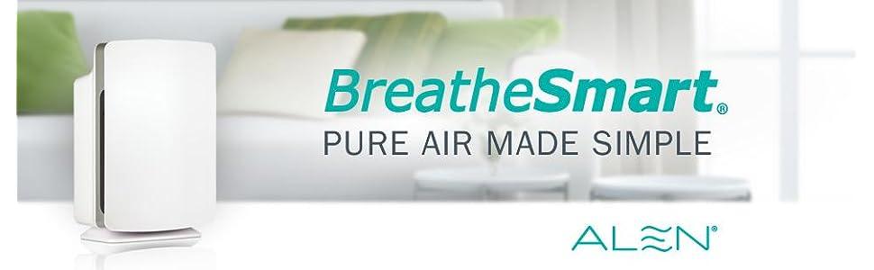 Alen BreatheSmart HEPA Air Purifier Reviews
