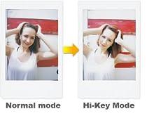 Hi-Key;Mini 70;Instax;Polaroid