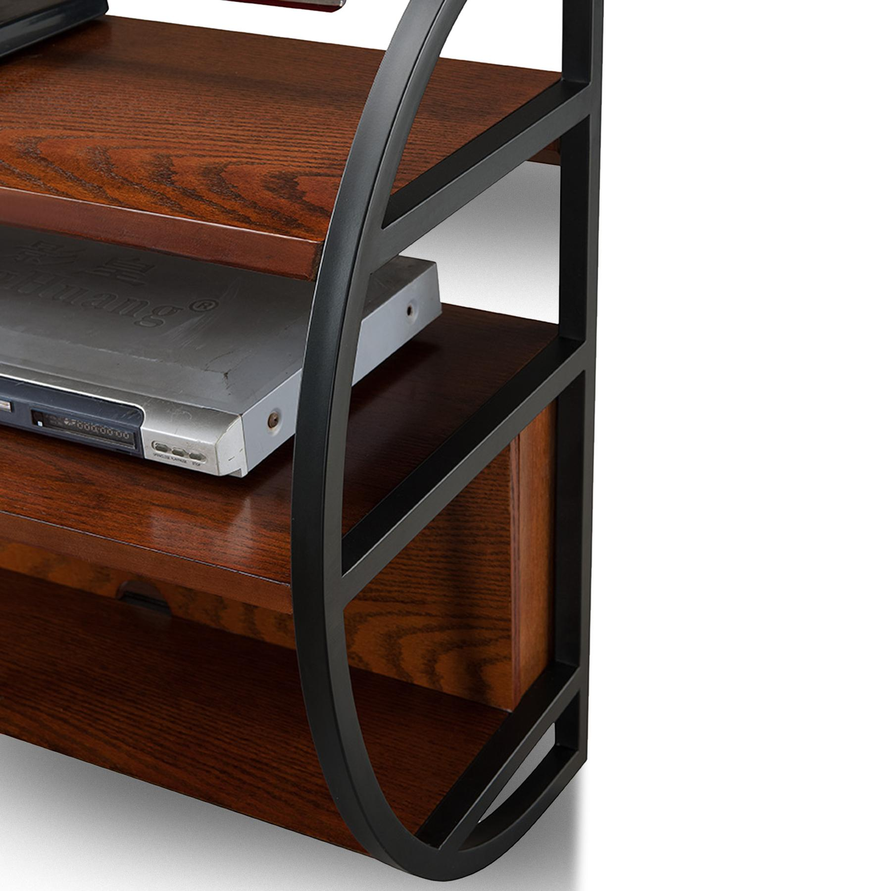 Amazon Com Leick Floating Wall Mounted Tv Stand Medium