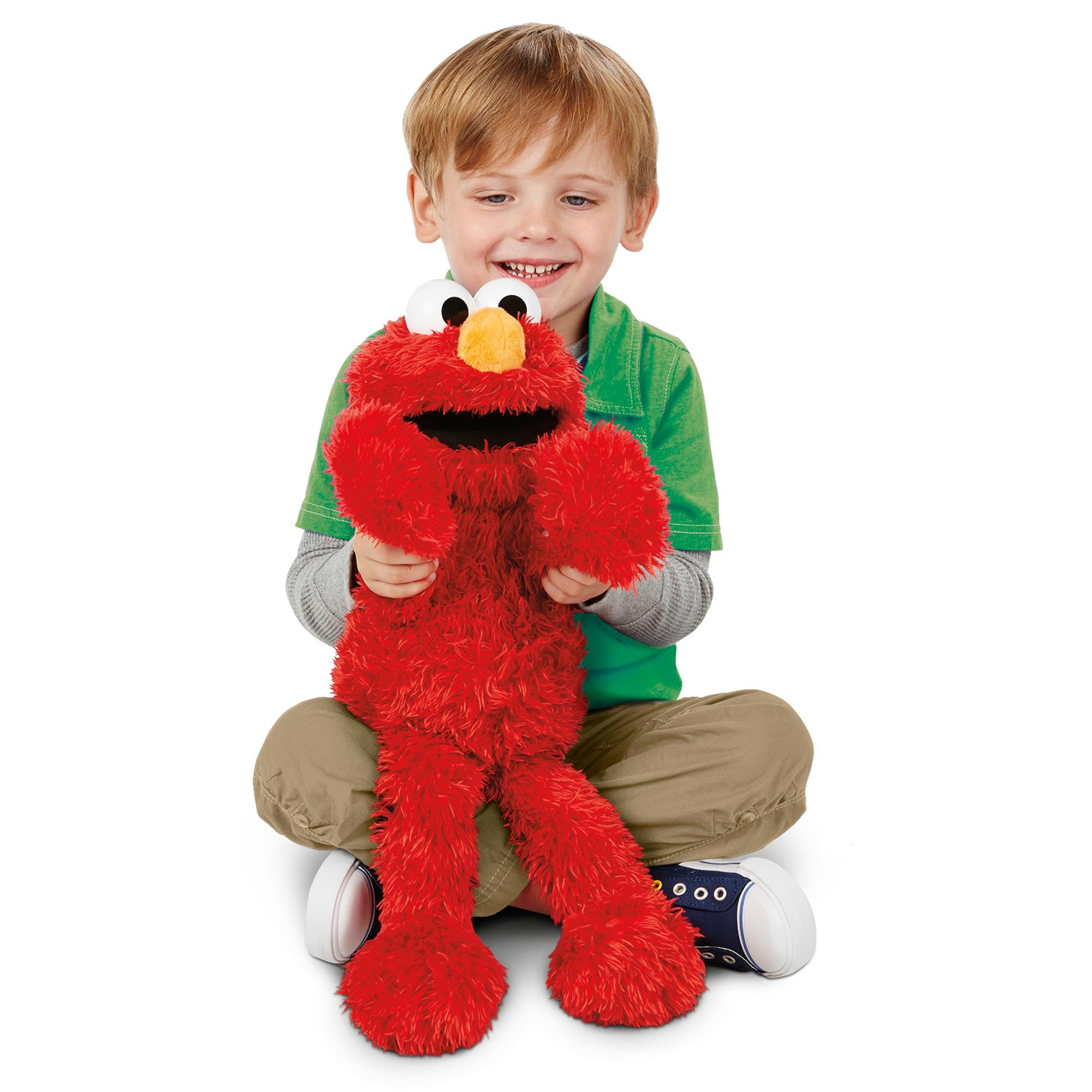 play games with elmo reviews