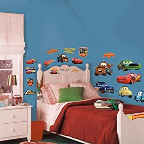 cars wall decals, cars wall stickers