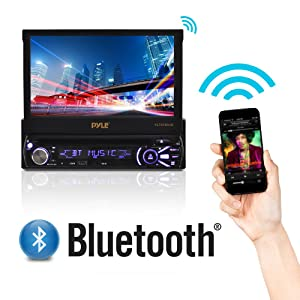 Built-in Bluetooth for Wireless Audio Streaming