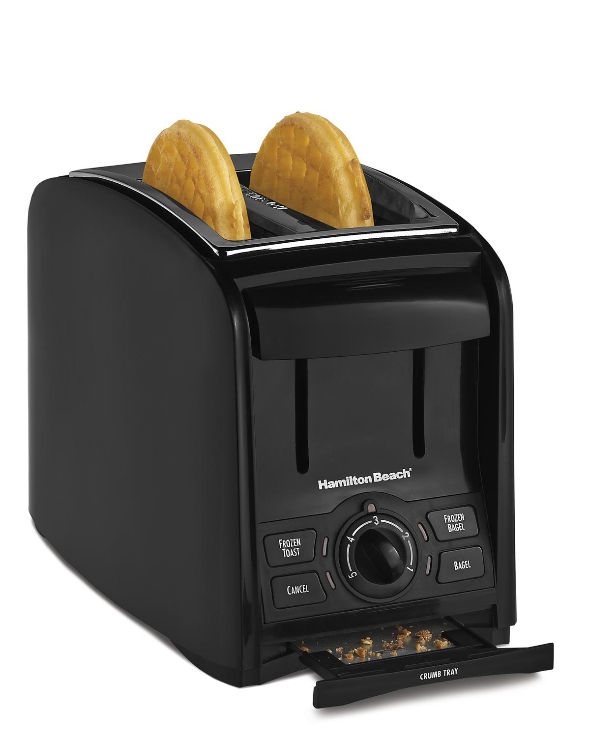 Hamilton beach 4 slice cool touch toaster - Cool touch exterior convection toaster oven ...