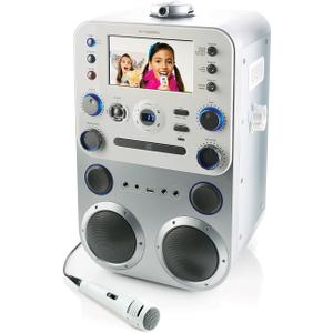 karaoke machine that records your voice