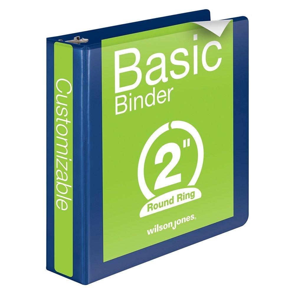 2 inch binders