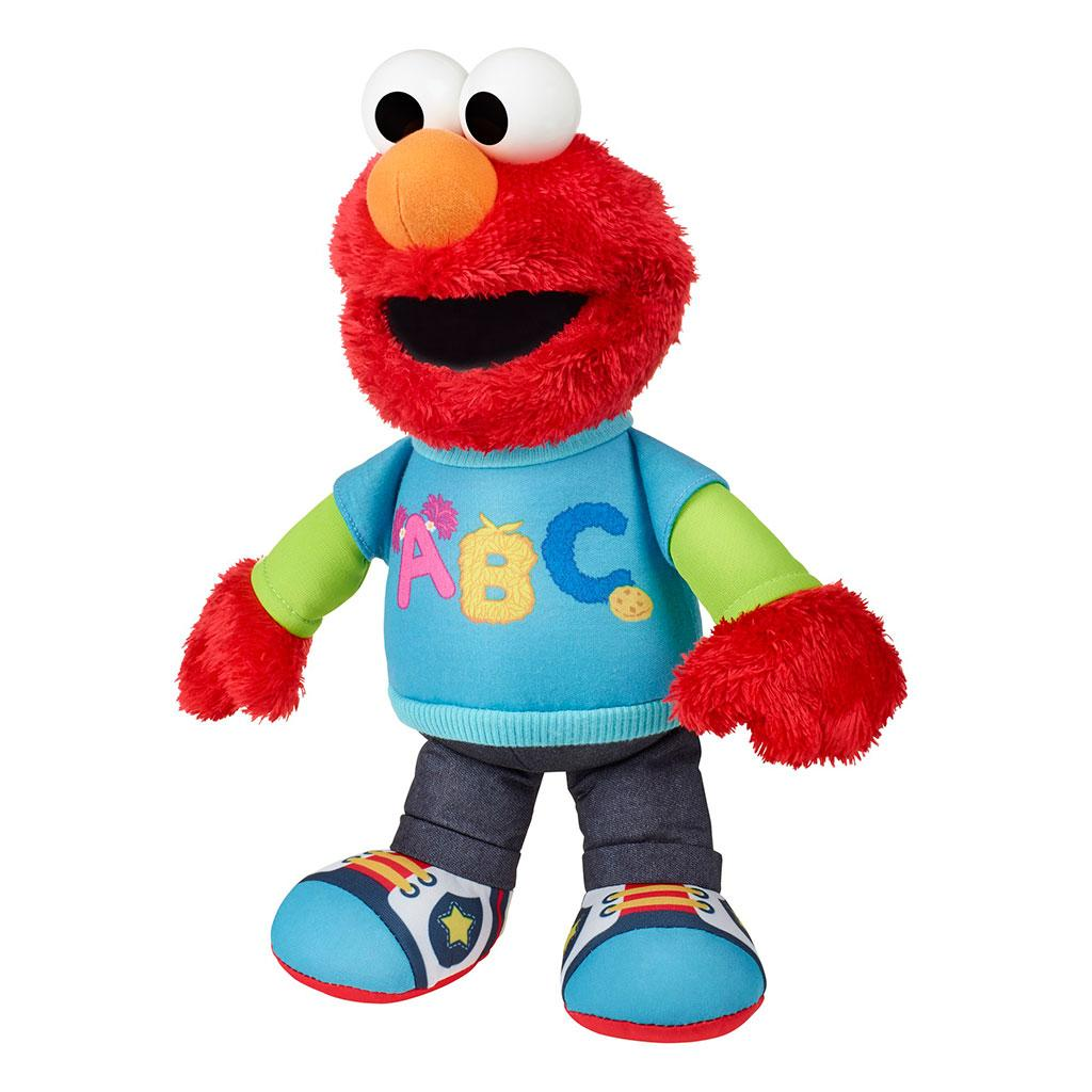 View larger for Elmo abc