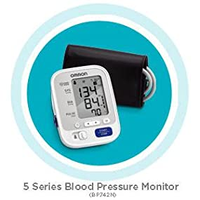 omron blood pressure cuff manual