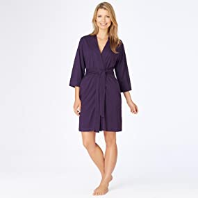 Jockey, Robe, Robes, Cotton, soft
