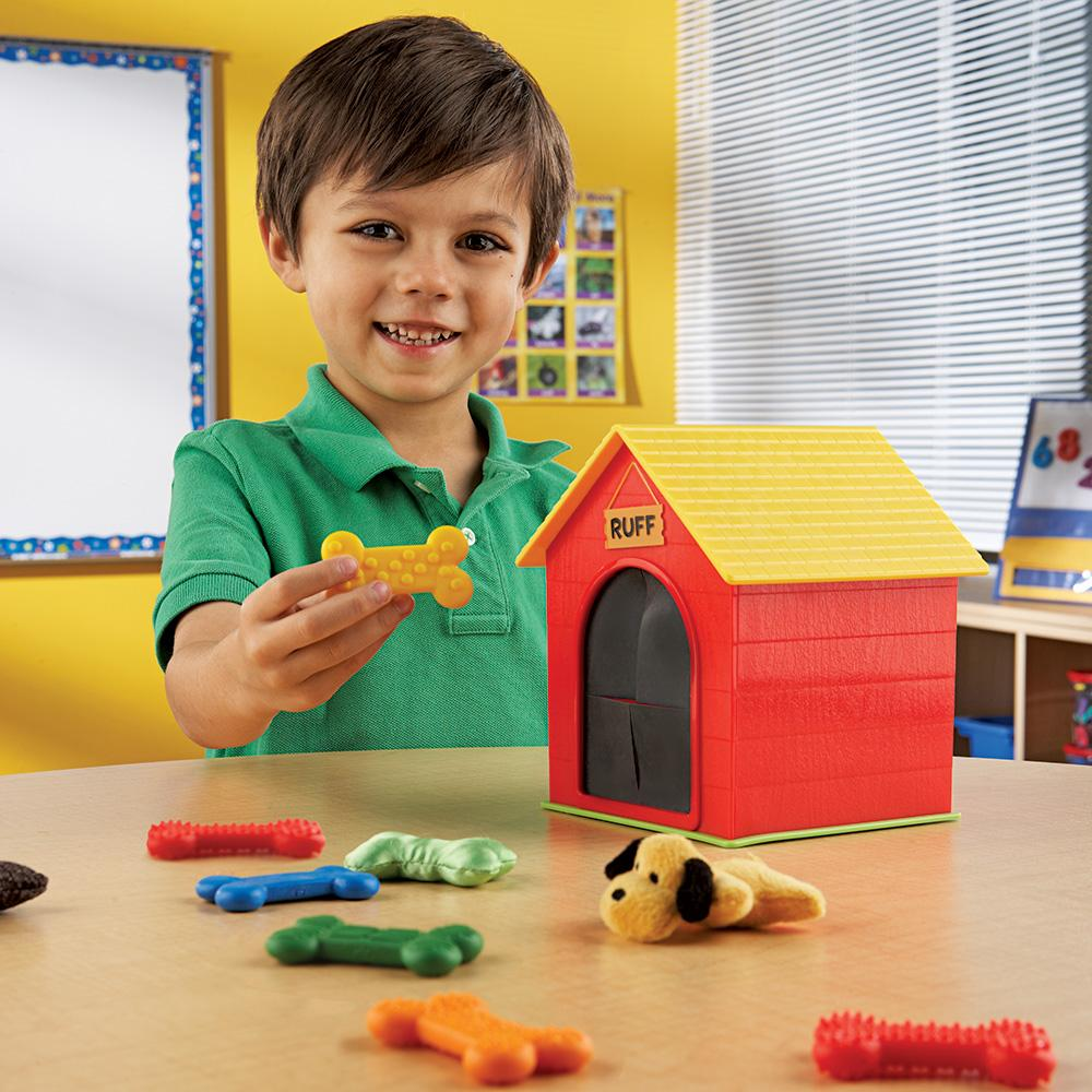 Tactile Learning Toys : Amazon learning resources ruff s house teaching