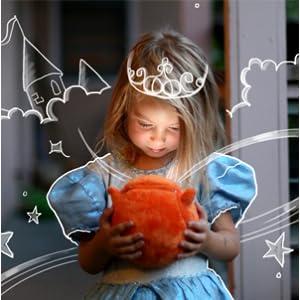 artist, princess, orange, ubooly, iphone
