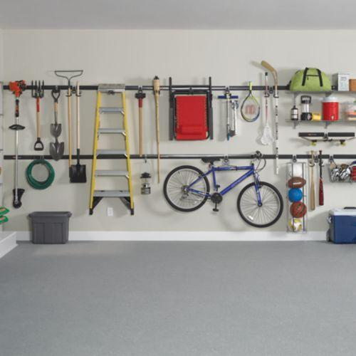 Amazon Com Rubbermaid Fasttrack Garage Storage System Make Your Own Beautiful  HD Wallpapers, Images Over 1000+ [ralydesign.ml]