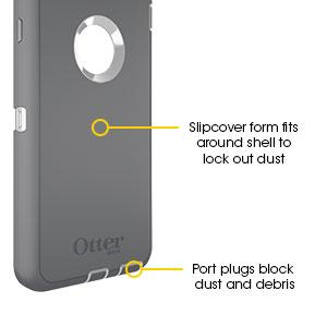 otterbox iphone 6 plus case dust protection
