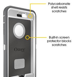 otterbox iphone 6 plus case screen scratch protection