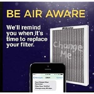 Filtrete change reminder