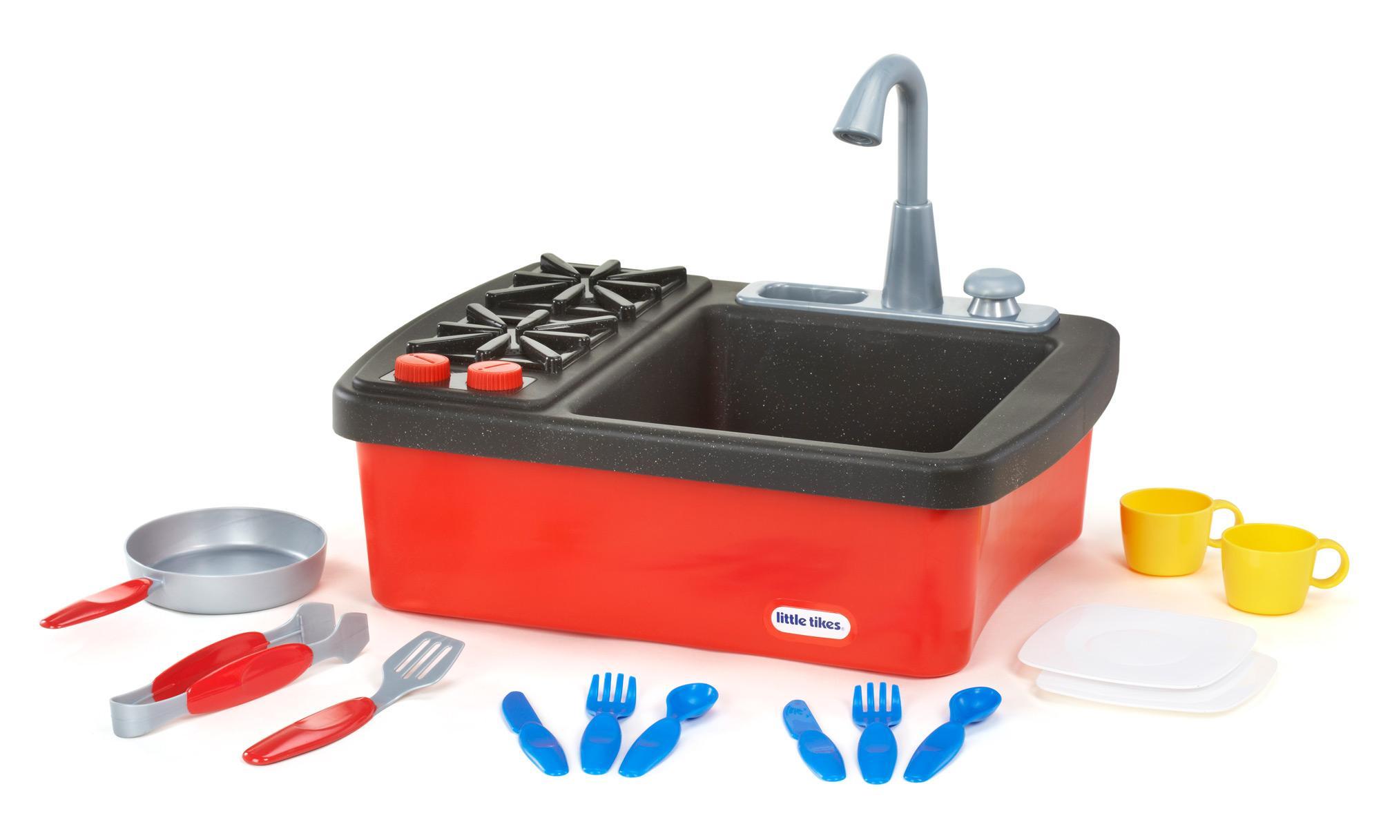 Spark Kitchen Sink Set
