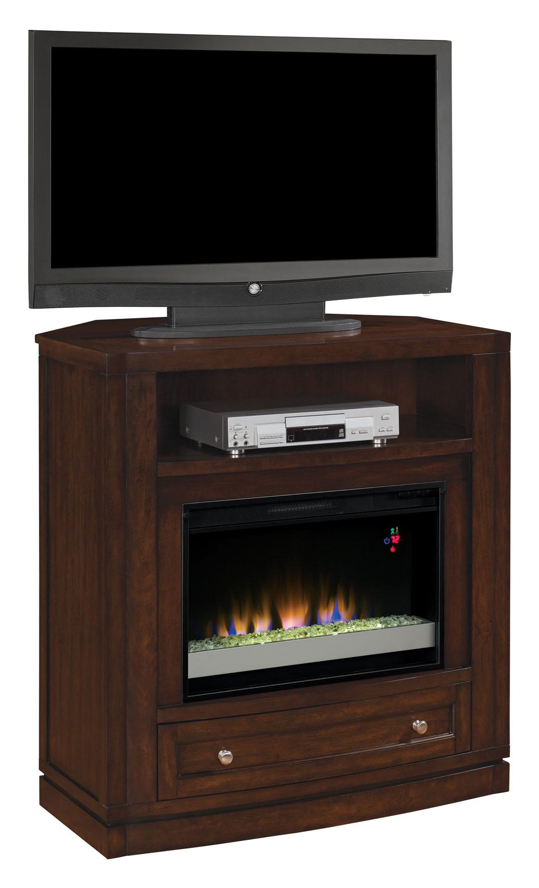 Classicflame 26de6439 C247 Wesleyan Wall Or Corner Tv Stand For Tvs Up To 47