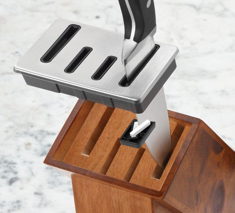 amazon com calphalon self sharpening cutlery