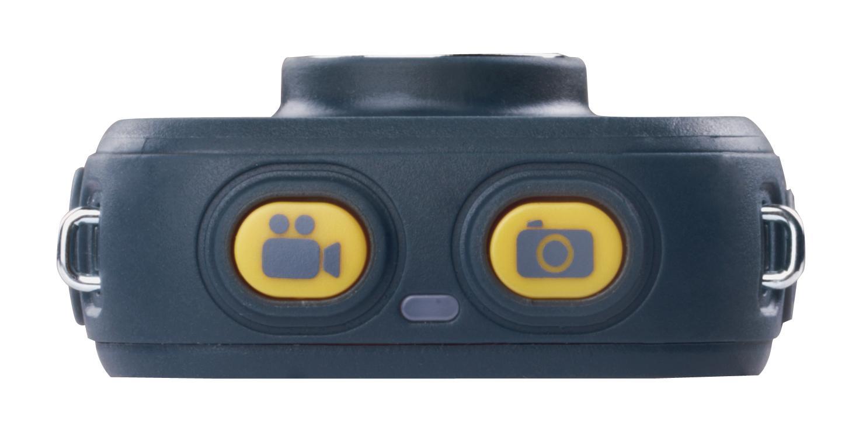 vtech kidizoom action cam yellow black toys. Black Bedroom Furniture Sets. Home Design Ideas