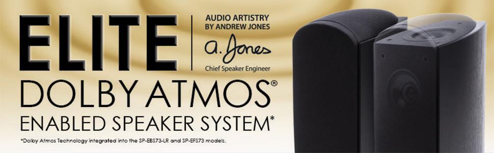 Elite Dolby Atmos Enabled Speaker System