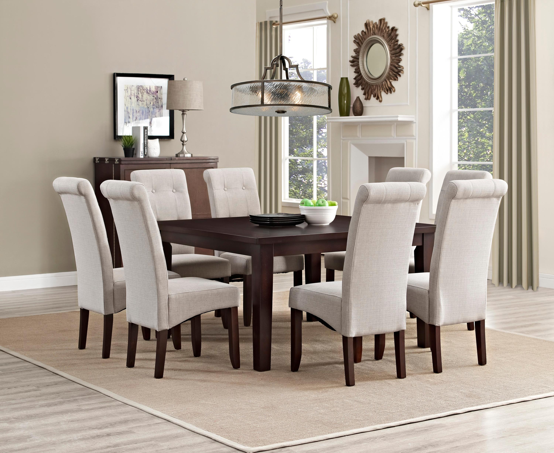 Amazoncom Simpli Home Eastwood Square Dining Table 54  : f063ff7b a4f1 468c 86c1 52ad9f96a5c8jpgCB296130418 from www.amazon.com size 3000 x 2456 jpeg 968kB