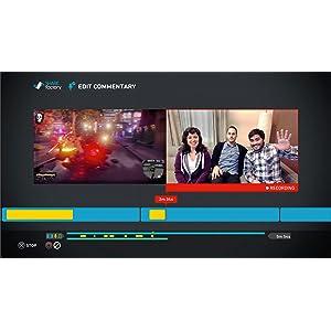 Camera; PS Camera; PlayStation; Navigate; PS4