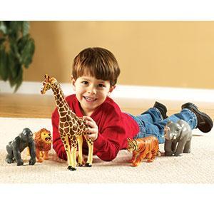 Jungle, large animals, jumbo animals