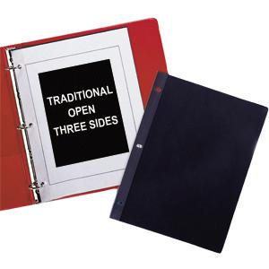 Traditional Loading Sheet Protectors