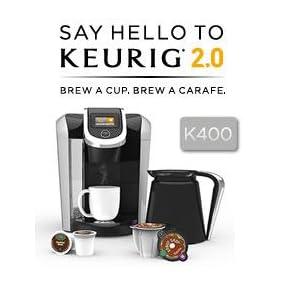 Keurig K450 Brewing System Black