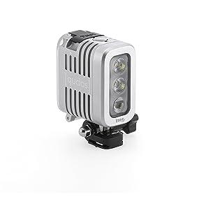 Amazon.com: Knog [qudos] ACTION Video Light for GoPro ...