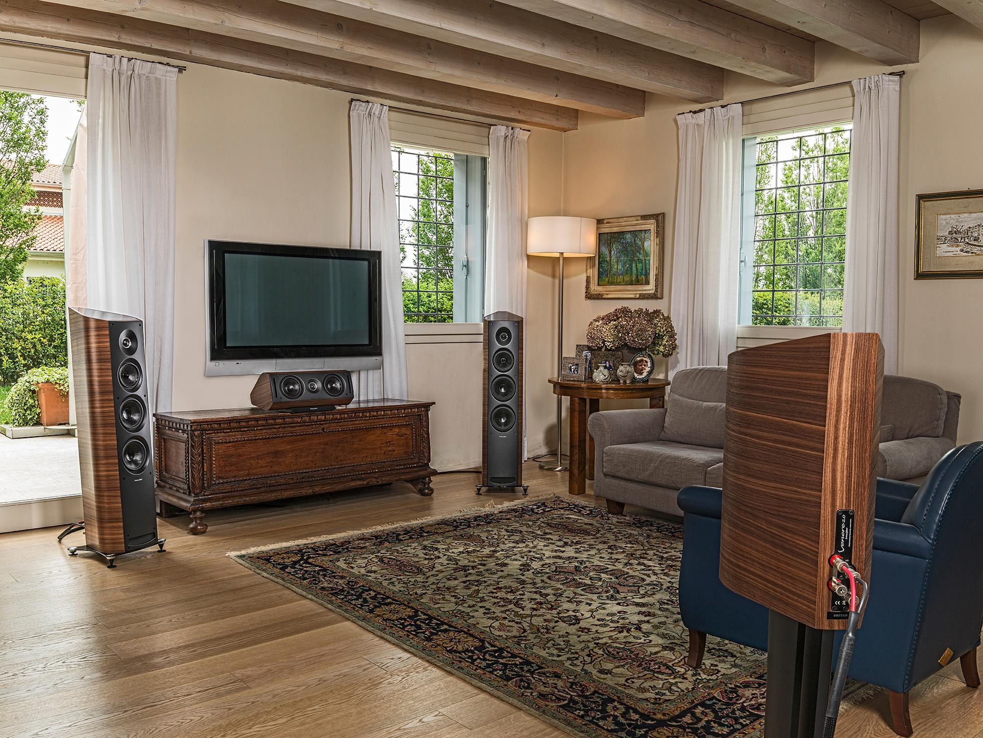 Sonus faber Venere S floorstanding loudspeaker | Hi-Fi+