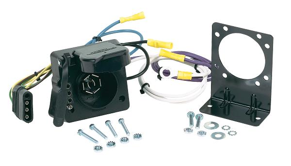 amazon com hopkins 47185 multi tow adapter automotive 3rd Brake Light