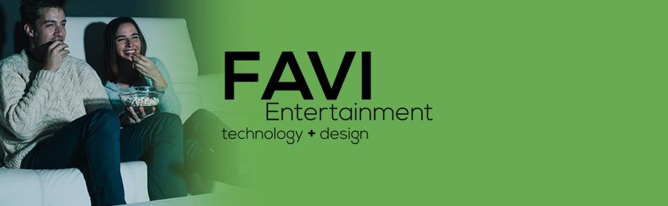 FAVI Projector Screens