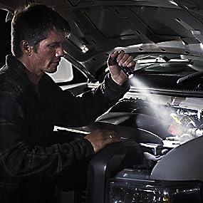 Maglite, USA, LED, Compact, Flashlight, XL200, Quality, Durability, Reliability,