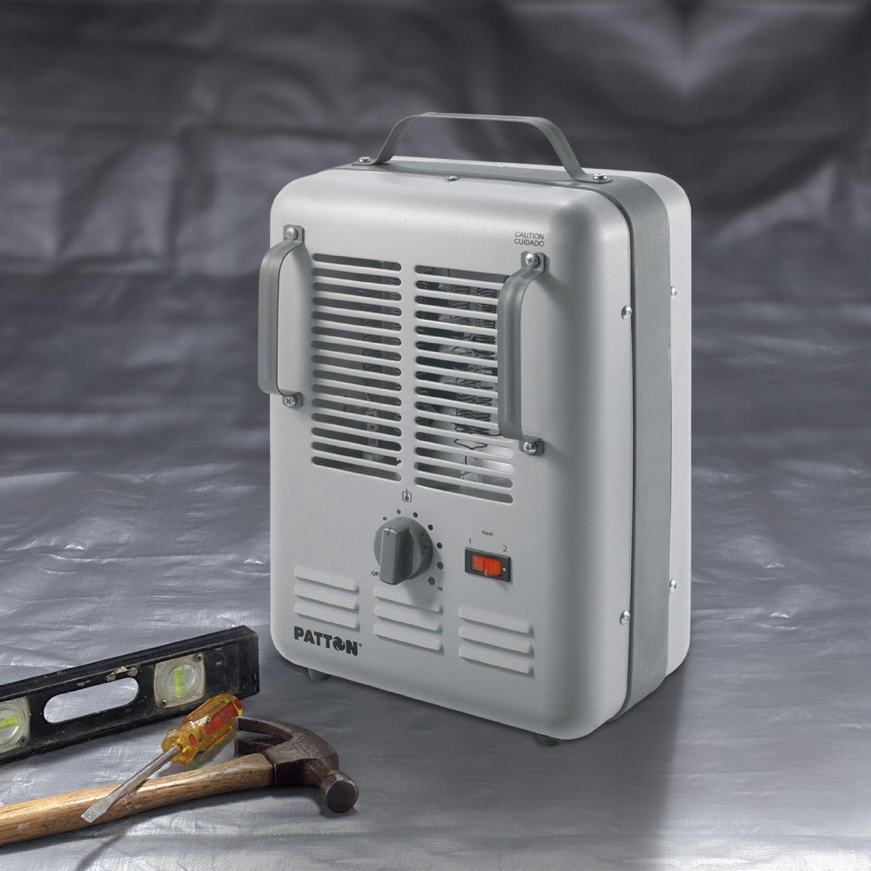 Amazon.com - Patton Milk-House Utility Heater - Garage Heater