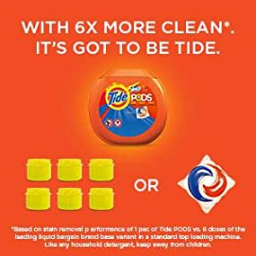 how to use, tide pods, tide original, laundry pacs, he turbo, laundry detergent