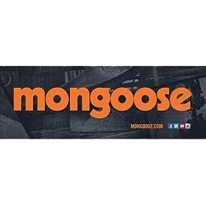 Mongoose Brand logo