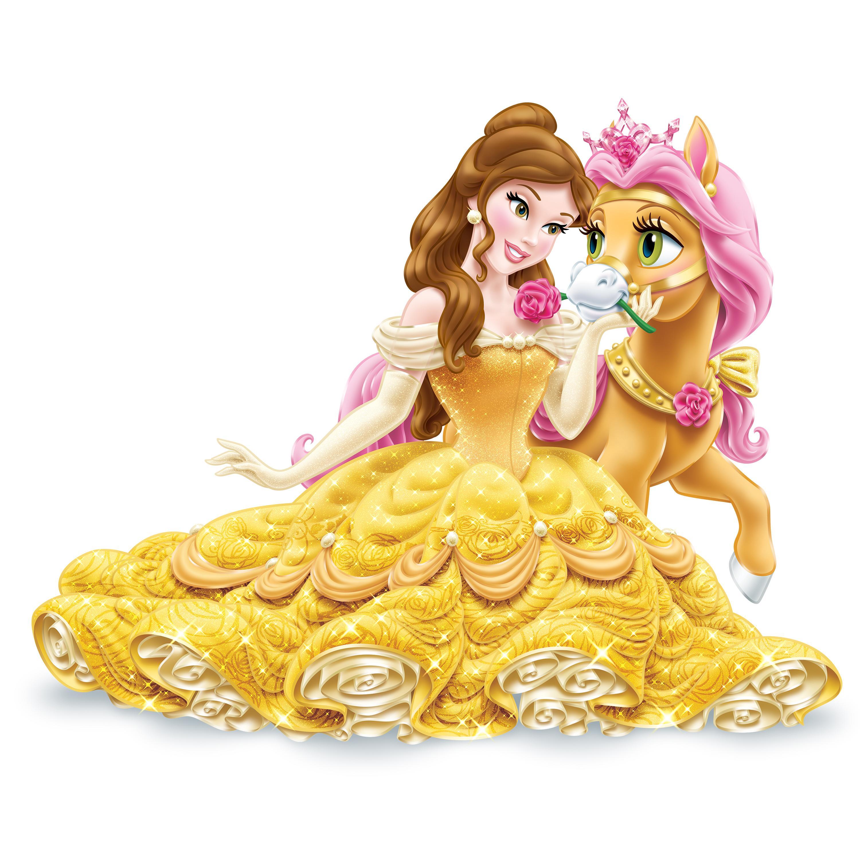 Amazon Com Disney Princess Palace Pets Glitzy Glitter