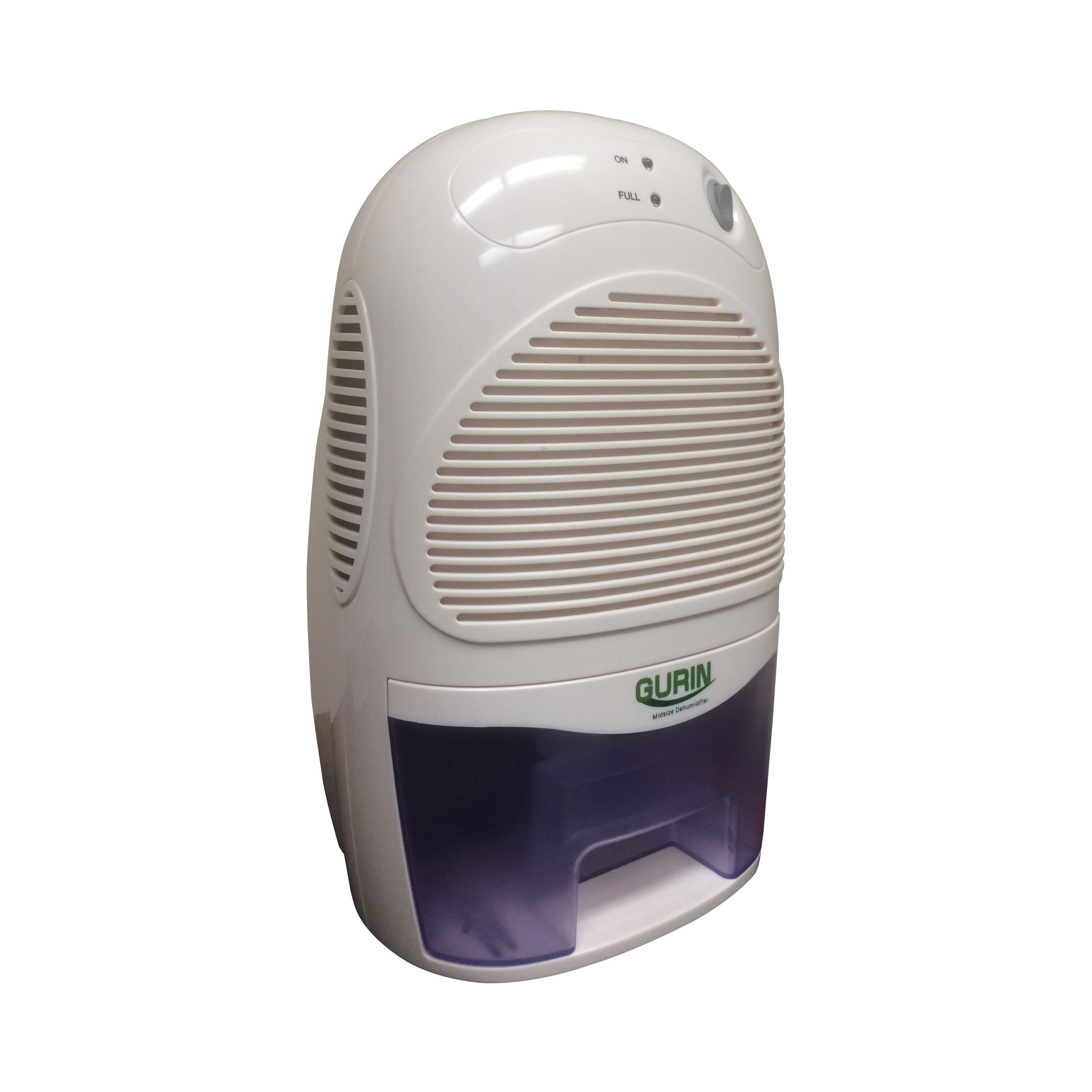 Gurin DHMD 310 Mid Size Electric Dehumidifier with 1500ml Tank #4B415D