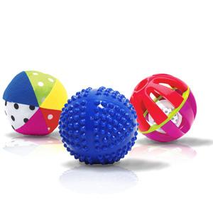 Developmental Sensory Ball Set