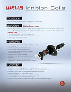 ignition coil, wells, vehicle, electronics