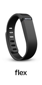 Fitbit Flex Wireless Activity + Sleep Wristband, Black: Health & Personal Care