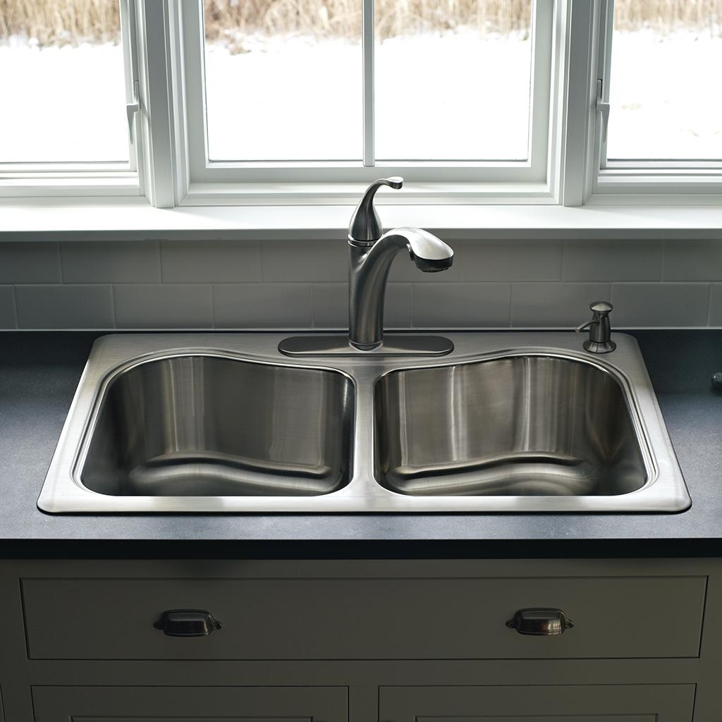 Kohler Staccato Sink : From the Manufacturer