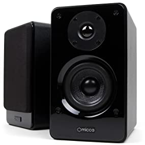 Micca Club 3 Bookshelf Speakers