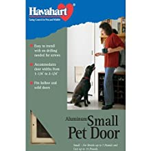 Havahart Small Aluminum Dog Door