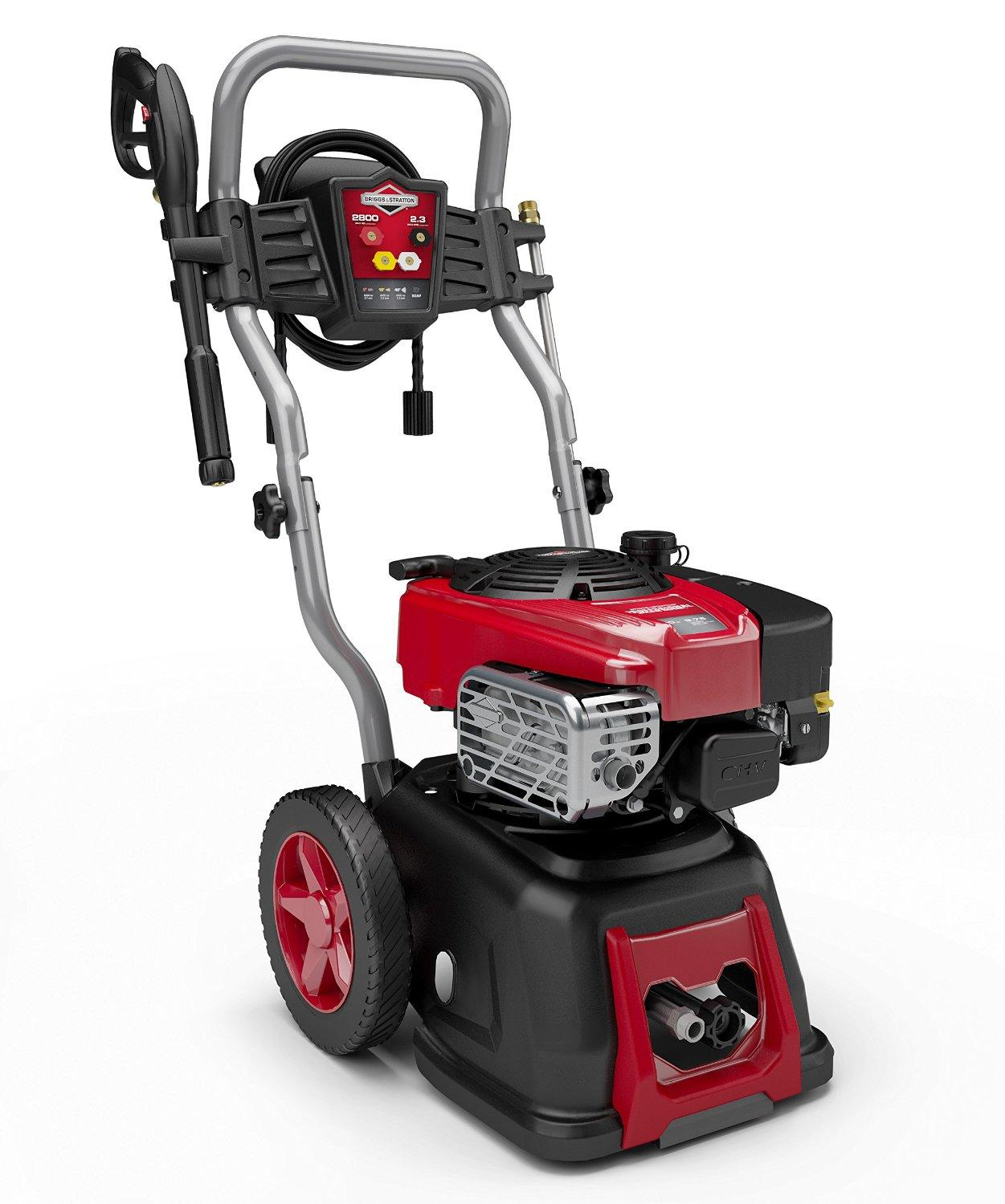 Briggs And Stratton Power Products 9777 2: Amazon.com: Briggs & Stratton 20593 2.3-GPM 2800-PSI Gas