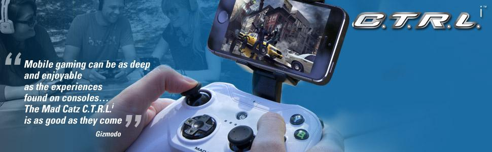 C.T.R.L.i is the premier controller for Apple devices.