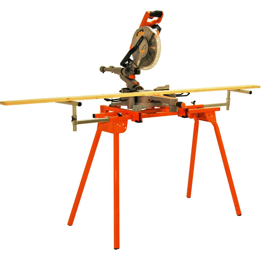 Folding Miter Saw Stand Pm 4000 Portamate Heavy Duty 36 Work Height Miter Saw Stand With